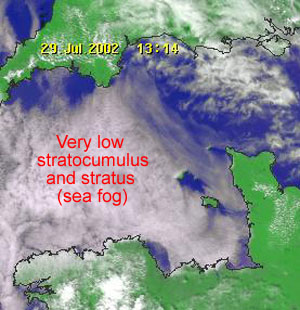 Channel low cload